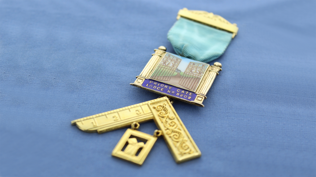 Priory Gate Lodge Jewel